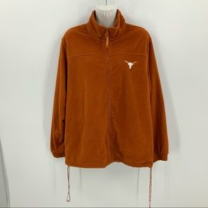 Campus wear fleece Jacket for Texas M